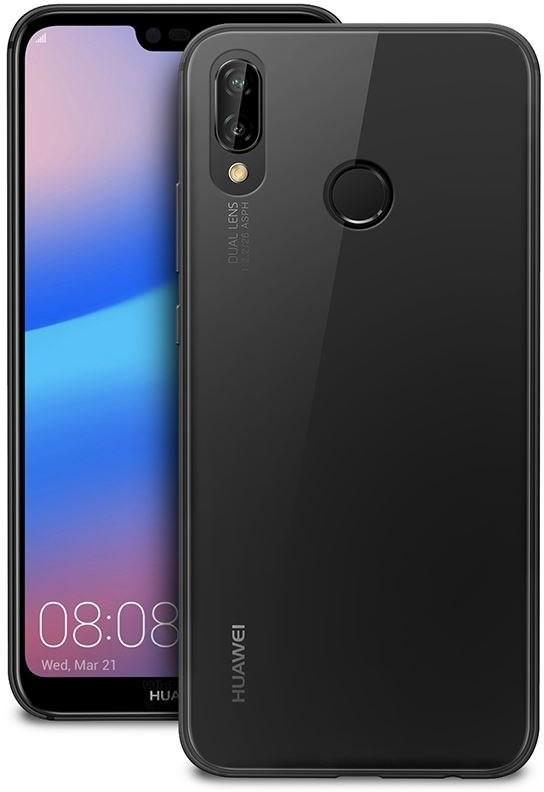 PURO 0.3 Nude - Etui Huawei P20 Lite (przezroczysty) HWP20LITE03NUDETR