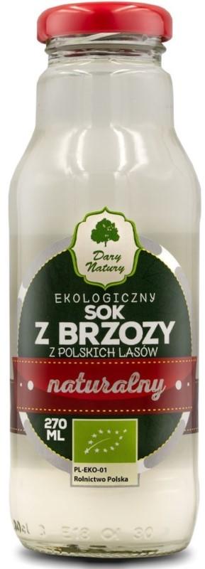 DARY NATURY DARY NATURY SOK Z BRZOZY EKO 270ML