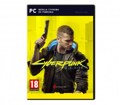 top  Cyberpunk 2077 (GRA PC)
