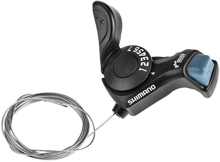 Shimano Manetka TX-30 7rz prawa czarna (D0025)