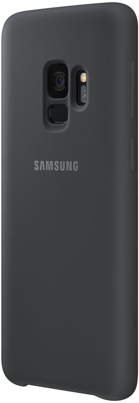 Samsung Etui Silikonowe do Galaxy S9 EF-PG960TBEGWW Czarny