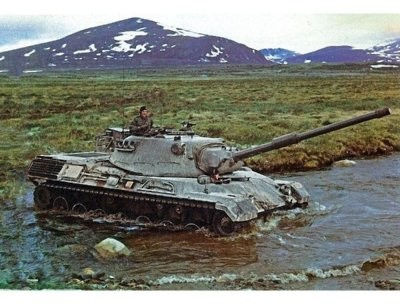 Revell czołgi Leopard 1 03240