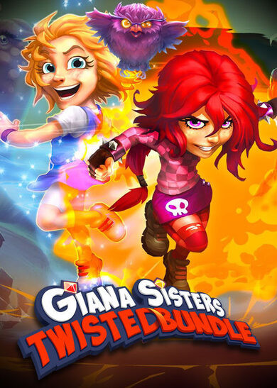 Giana Sisters: Twisted Bundle Steam Gift PC