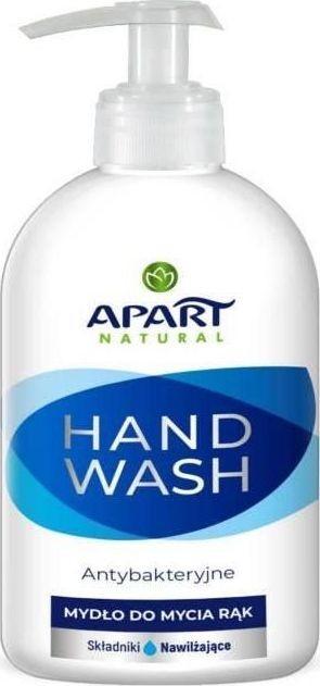 Apart Natural Natural mydlo w płynie ANTYBAKTERYJNE 500ml 5900931029383