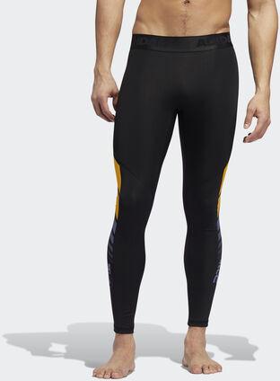Adidas Alphaskin Sport Moto Pack Long Tights DZ7387 Męskie Trening,Bieganie,Piłka Nożna,Outdoor,Joga