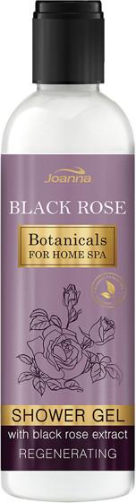 Joanna Botanicals For Home Spa Regenerating Shower Gel kremowy żel pod prysznic Czarna Róża 240ml
