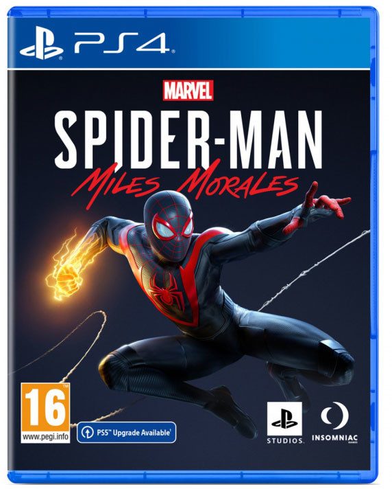 Marvel's Spider-Man Miles Morales (GRA PS4)