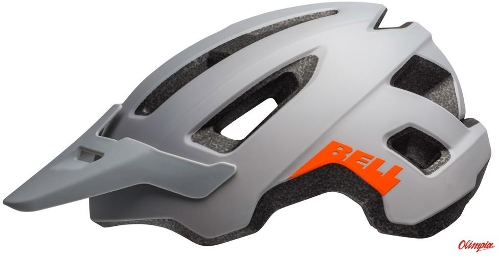 Bell rowerowy NOMAD matte dark gray orange BEL-7105359