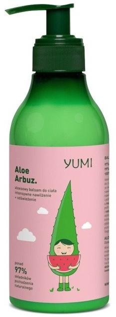 Yumi YUMI Balsam do ciała ALOE ARBUZ 300ml 46161-uniw