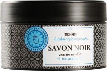 Mohani Mydło w paście Arabian Hammam Savon Noir 200g 5902802720252