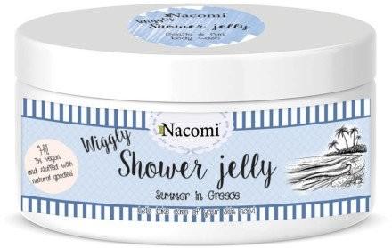 Nacomi Galaretka pod prysznic Greckie lato - Shower Jelly Summer in Greece 100g