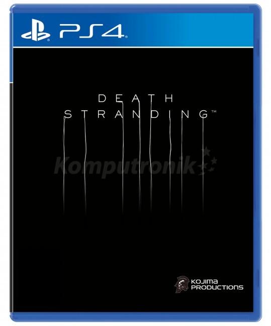 Death Stranding Collector Edition (GRA PS4)