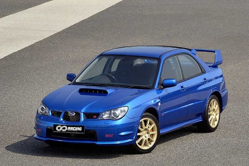 go racing Jazda Subaru Impreza WRX STI : Ilość okrążeń - 1, Tor - Tor Kraków, Usiądziesz jako - Pasażer