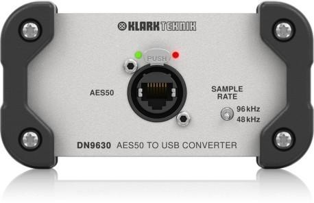 Klark Teknik Klark Teknik DN9630 Konwerter AES50 na USB