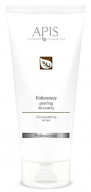 Apis Professional Kokosowy peeling do twarzy - Professional Coconut Peeling For Face Kokosowy peeling do twarzy - Professional Coconut Peeling For Face