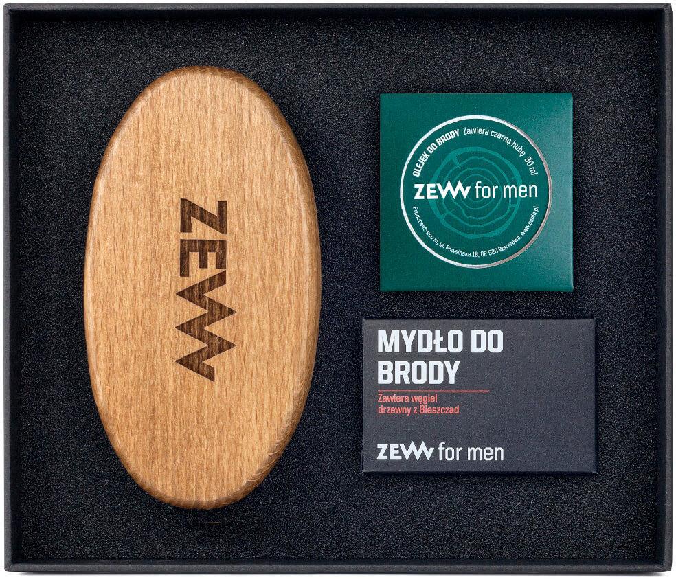 Zew for men Schludny drwal zestaw kosmetyków dla mężczyzn 16158