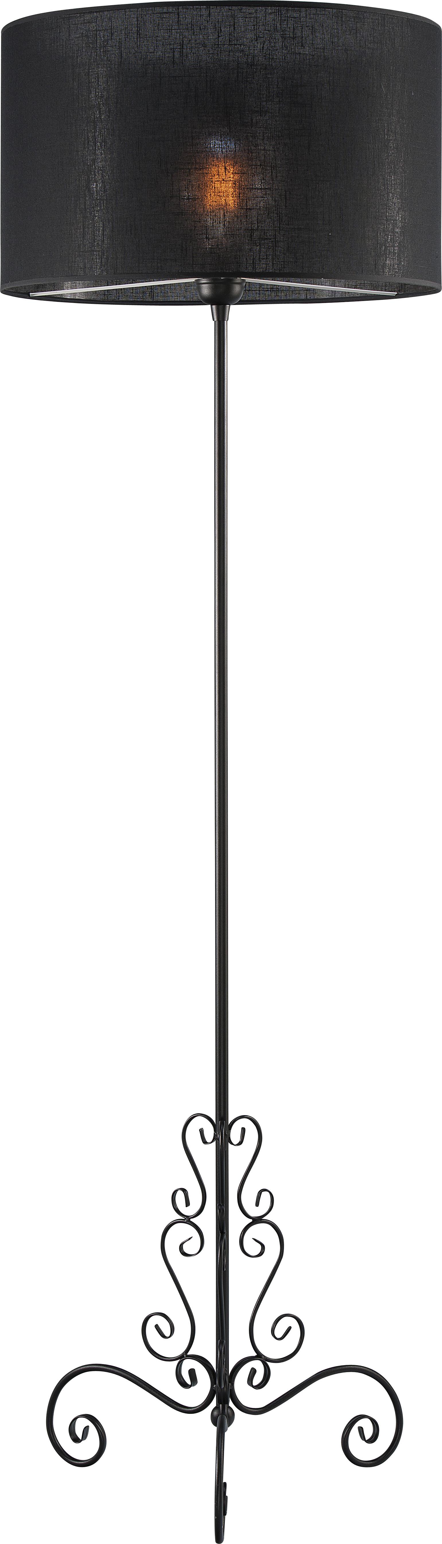 ART NAMATO Lampa Podłogowa VAN BLACK 2536