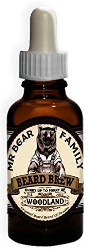 Mr. Bear Family Beard brew olejek do brody 30ML