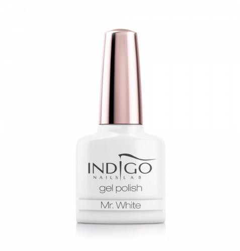 Indigo Indigo Mr. White Gel Polish 7ml INDI308