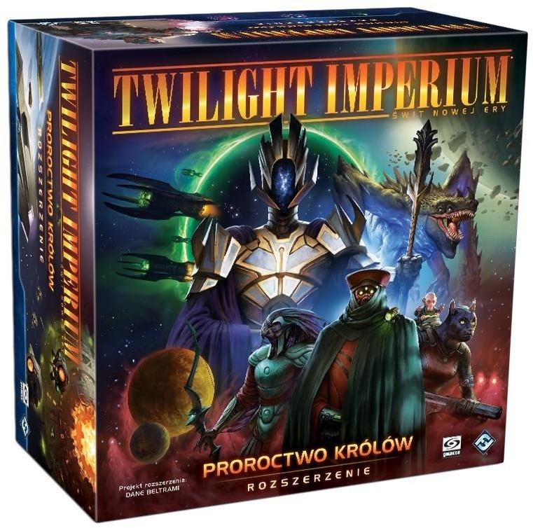 Galakta Twilight Imperium Proroctwo królów