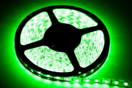Eko-Light TAŚMA 60LED 12W Barwa Zielony IP65 EKPL742
