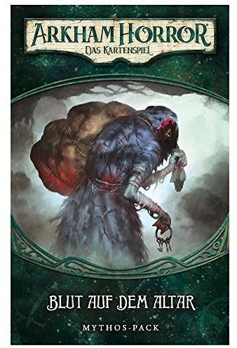 Fantasy Flight Games Arkham Horror: Das gra w karty LCGkrwi auf dem Altar3cykl dunwich - FFGD1104