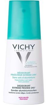 Vichy Deodorant orzeźwiający dezodorant w spreju 100 ml