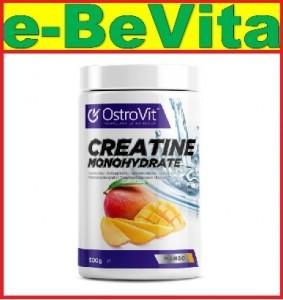 OstroVit CREATINE 500g o smaku mango 5902232617634