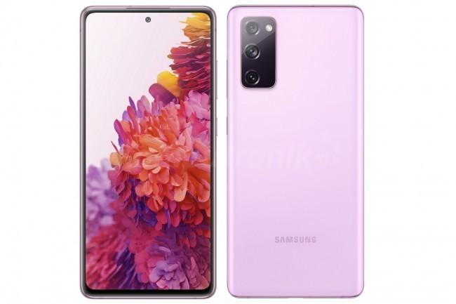 Samsung Galaxy S20 FE 128GB Dual Sim Lawendowy