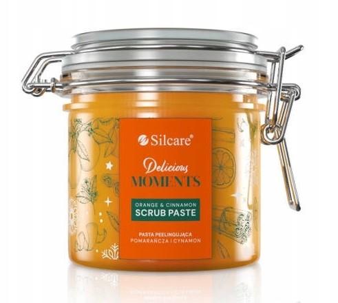Silcare Peeling do ciała pomarańcza i cynamon 240g