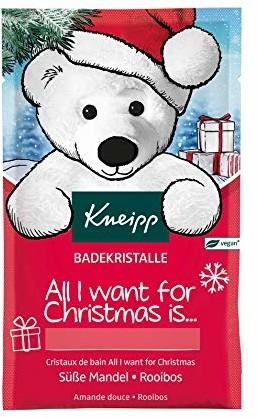 Kneipp kryształy kąpielowe All I want for Christmas 1 szt. (1 x 60 g) 915870