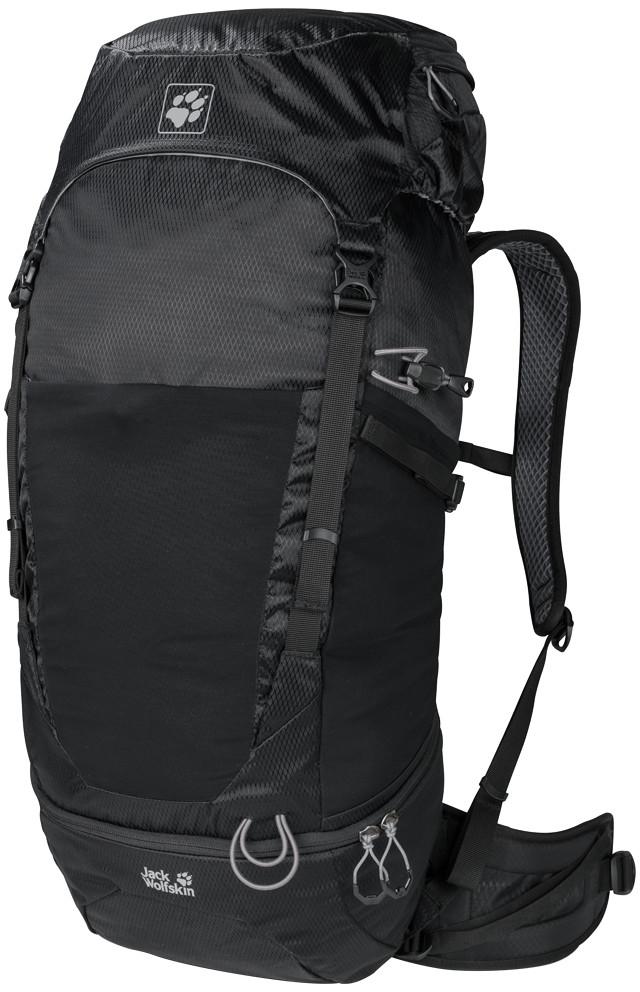 Jack Wolfskin Plecak KALARI TRAIL 36 PACK black - ONE SIZE apm_2007621-6000