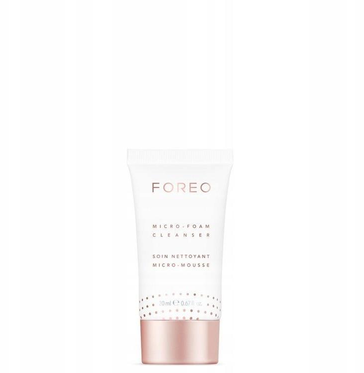 Foreo Micro-Foam Łagodny mus do mycia twarzy 20ml