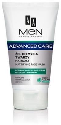 Oceanic Men Advanced Care Mattifying Face Wash matujący żel do mycia twarzy 150ml 44596-uniw