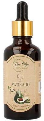 Bio BioOlja Olja Olej z Avocado Nierafinowany 50ml