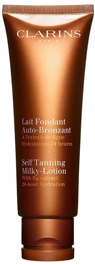 Clarins Samoopalacze Self Tanning Milky-Lotion Mleczko samoopalające