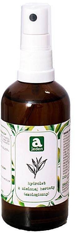 Ajeden Ajeden Hydrolat z Zielonej Herbaty (Ekologiczny) 100 ml 7FF6-88987