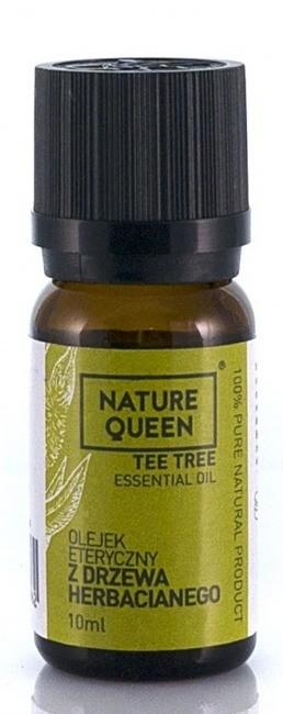 Nature Queen Nature Queen Olejek Eteryczny z drzewa herbacianego 10ml 38246-uniw