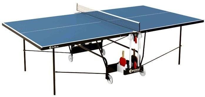 Sponeta Stół do tenisa stołowego S 1-73 e 1-73 E