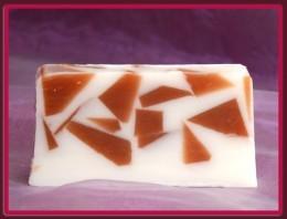 Lavea LNIANE - mydło glicerynowe na wagę Mydlo-Lniane