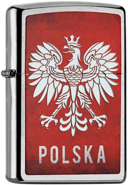 Zippo 200 Polish Eagle zapalniczka 041689443566