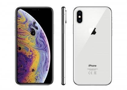 Apple iPhone Xs 512GB Srebrny (MT9M2PM/A)