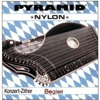 Pyramid 663303) struna do cytry Nylon Cytra koncertowa F 3