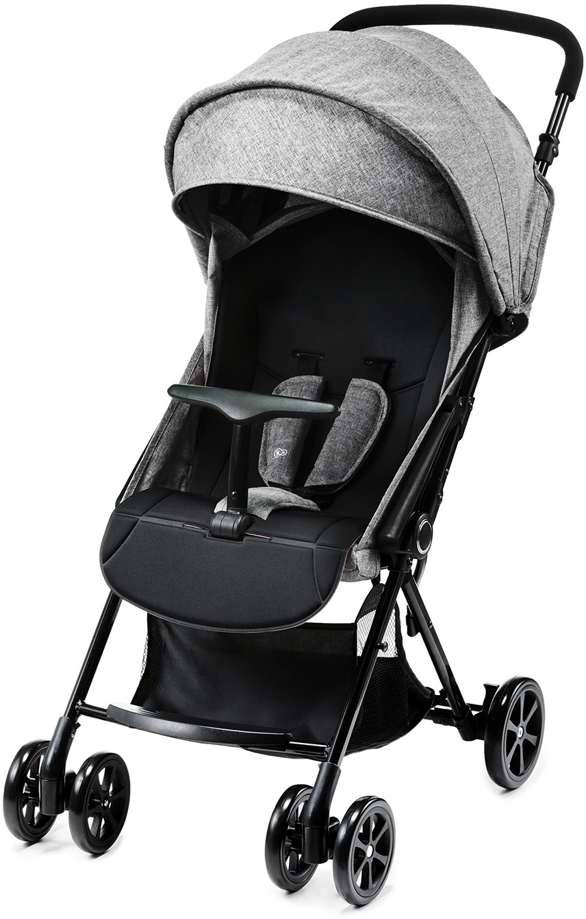 KinderKraft LITE UP gray