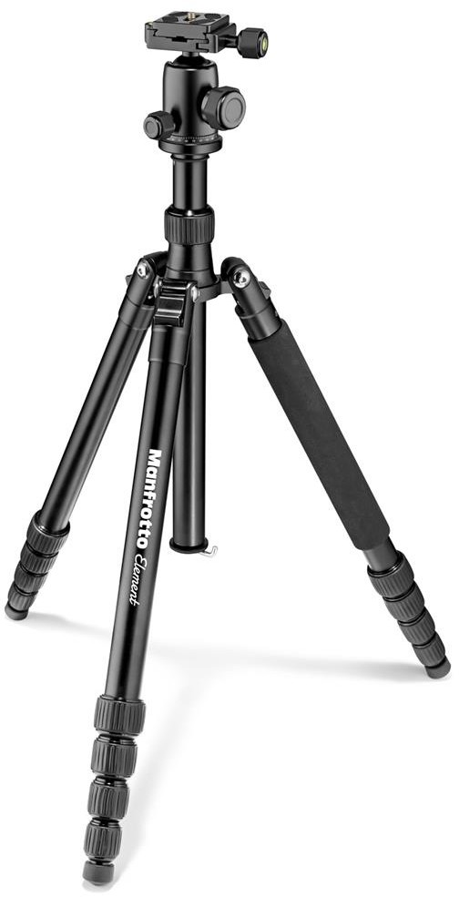 Manfrotto Element Traveller Big czarny MKELEB5BK-BH