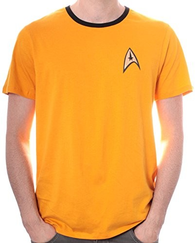 Star Trek męski T-shirt uniforme -  xxl