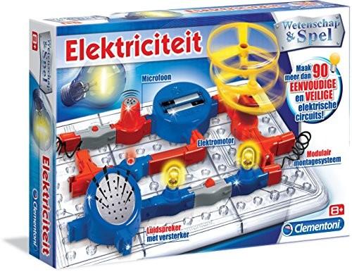 Clementoni 0619183 nauki energii elektrycznej 8 +