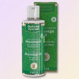 Maharishi Olejek BIO do Masażu Vata Massage Oil BDIH, 200ml Maharishi