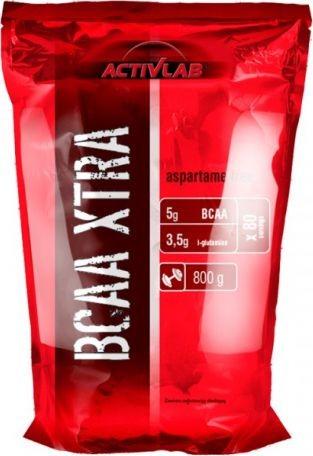 ACTIVELAB ACTIVLAB BCAA Xtra 800g cherry (5907368874470)