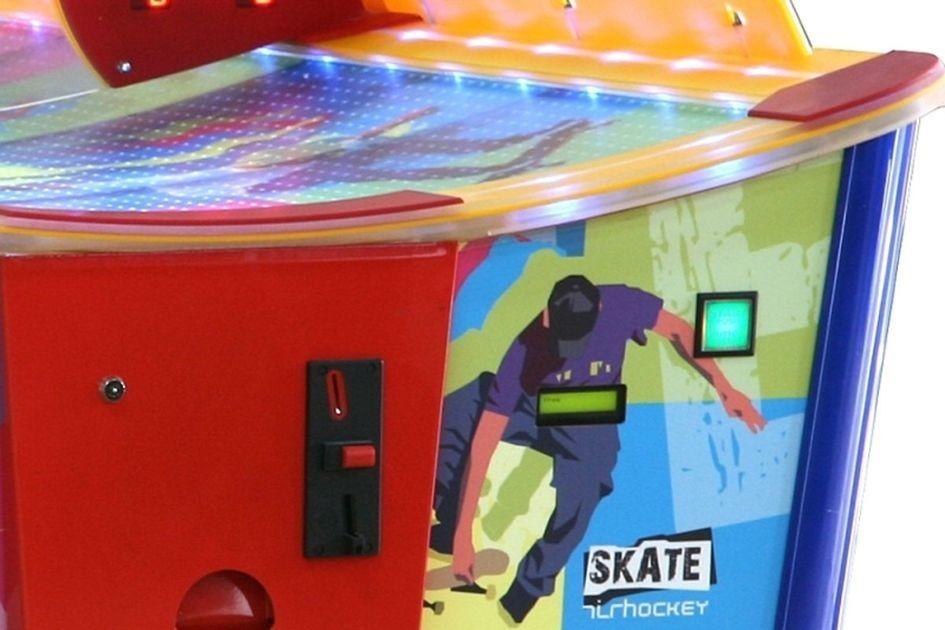 Producent tymczasowy Cymbergaj Air Hockey Skate 8FT Skate 8FT